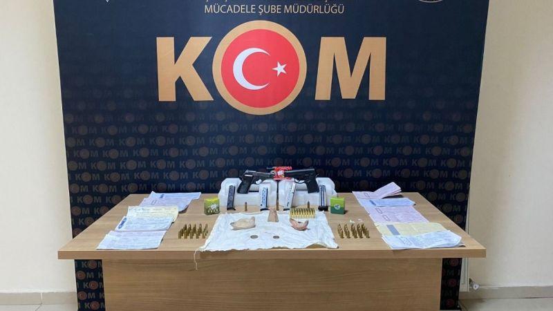 Nevşehir'de tefecilere operasyon