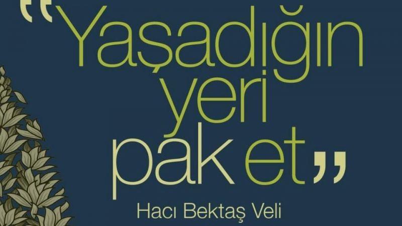 Nevşehir'e 750 bin fidan dikilecek