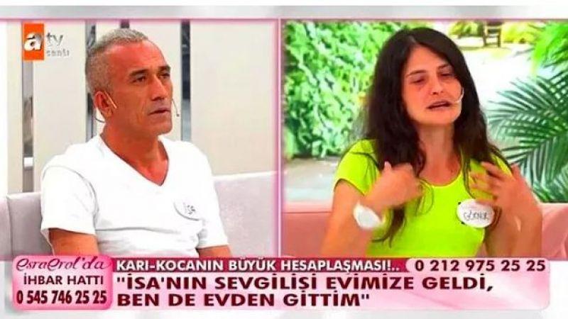 2 çocuk annesi önce Nevşehir'e kaçtı, sonra boşandı