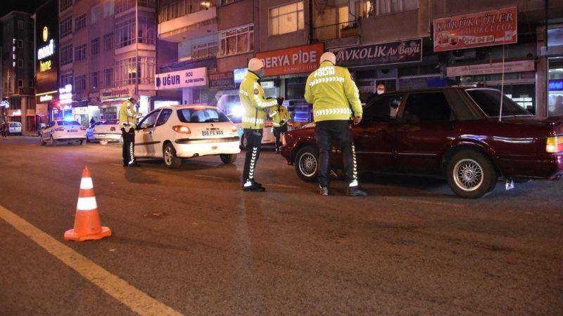Nevşehir'de aranan şahıslar tek tek yakalandı