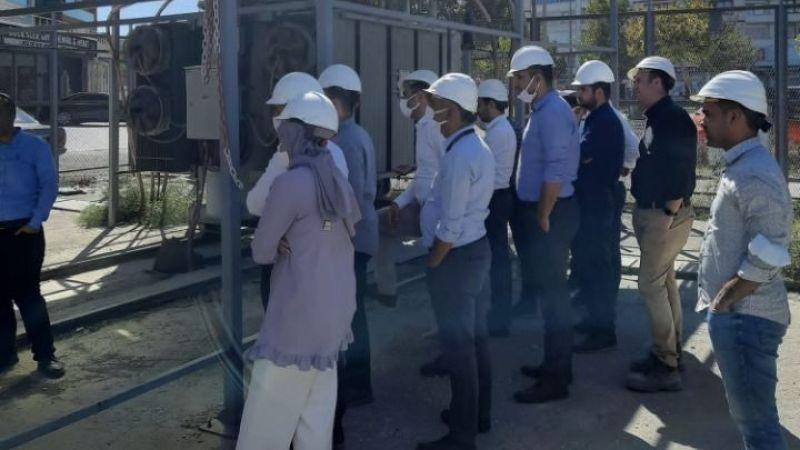 MEDAŞ genç mühendislerini geleceğe hazırlıyor
