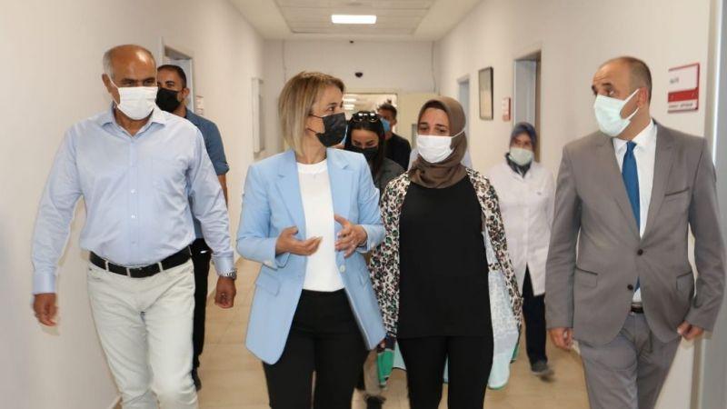 Nevşehir Ağız ve Diş Sağlığı Merkezi'nde inceleme