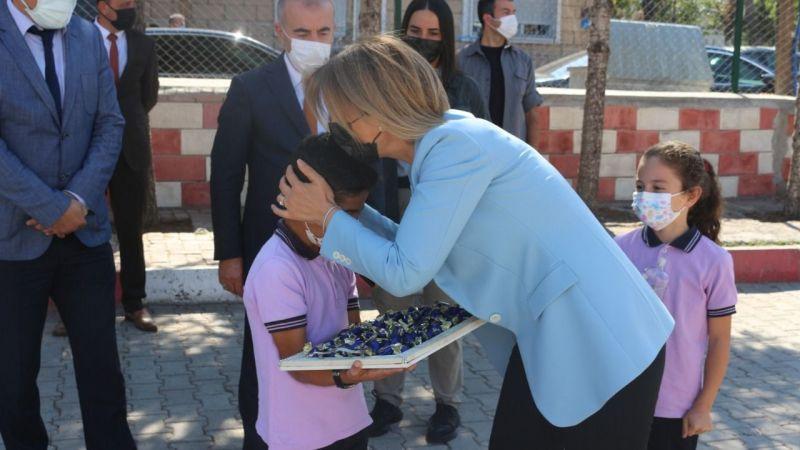 Nevşehir'de ilköğretim haftası kutlandı