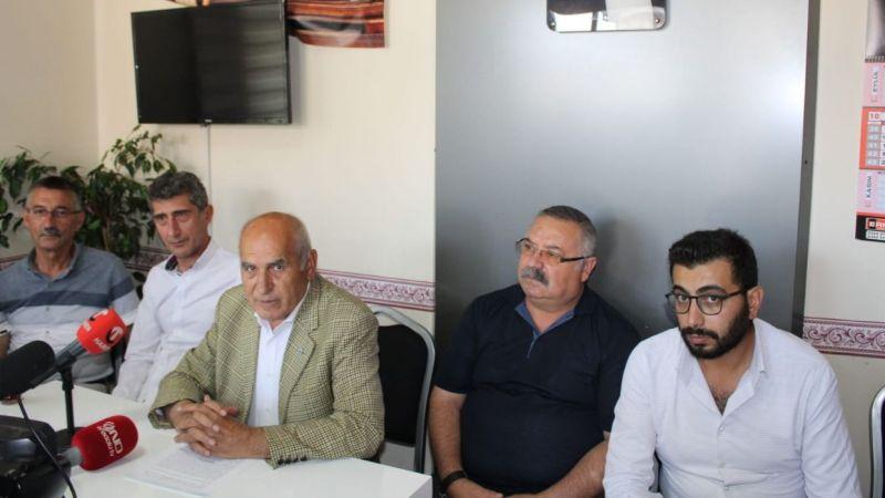 Ömer Ay'dan, Çalış Belediyesi'ne suçlama