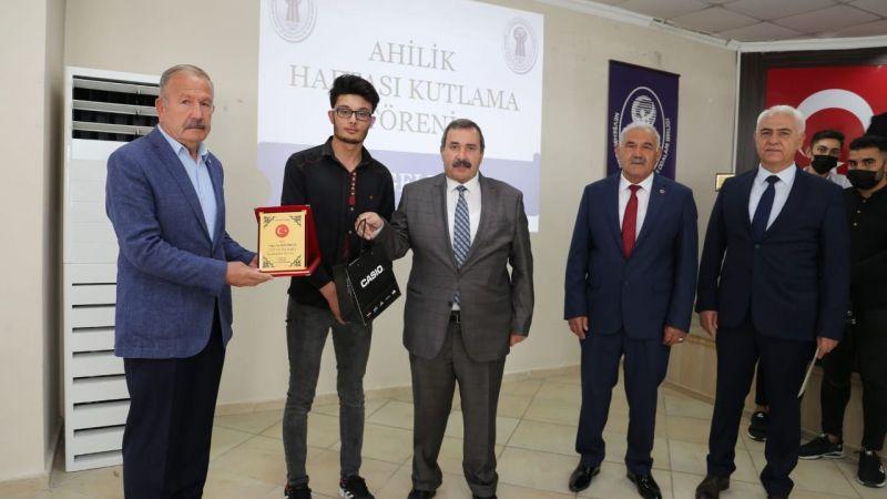 Nevşehir'in Ahi'leri seçildi