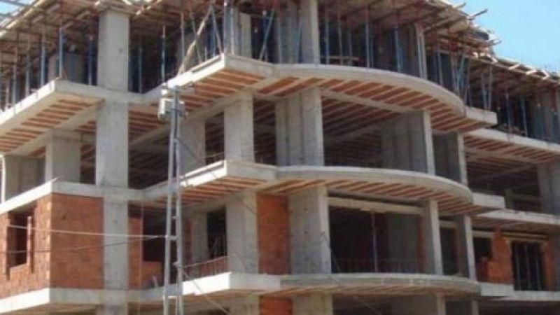 Nevşehir'de inşaatlara dadanan hırsız yakalandı