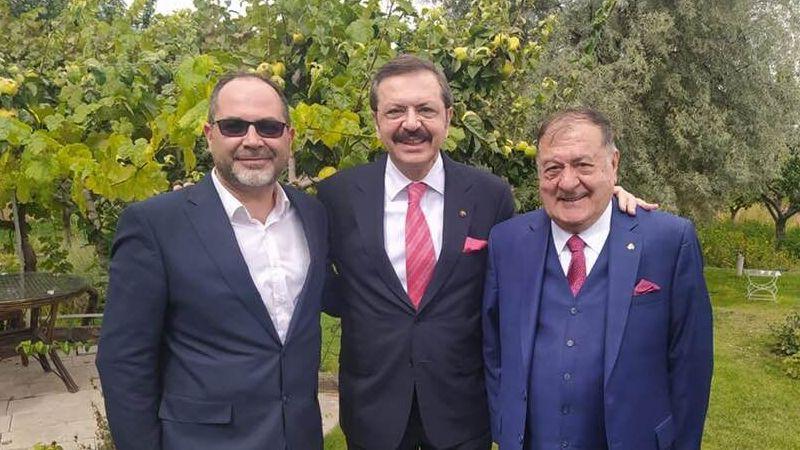 Başkan Hisarcıklıoğlu, Kapadokya'da