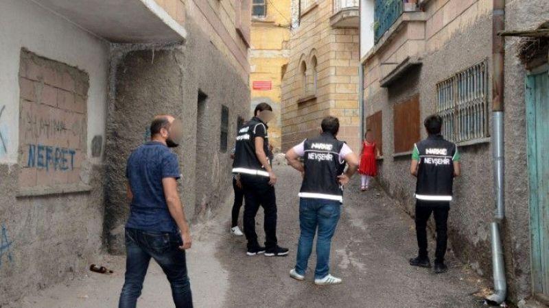 Nevşehir'de NARKO sokak operasyonları yapıldı