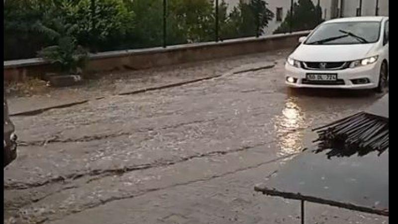 Nevşehir sele teslim oldu!