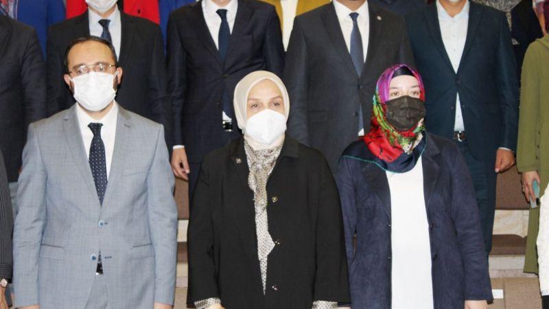 Başkan Keşir, Nevşehir'de kadınlara seslendi