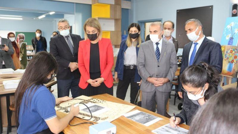 Bilim ve Kültür-Sanat Atölyelerinin açılışı yapıldı