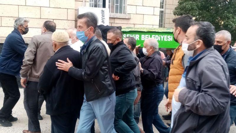 Mustafa Dipici son yolculuğuna uğurlandı