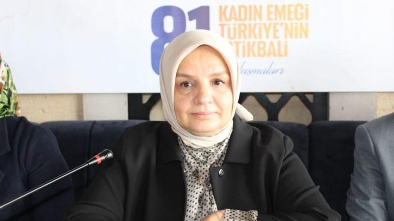 Genel Başkan Keşir Nevşehir'de kadınları dinledi