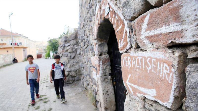 Burası Nevşehir'in gizli hazinesi