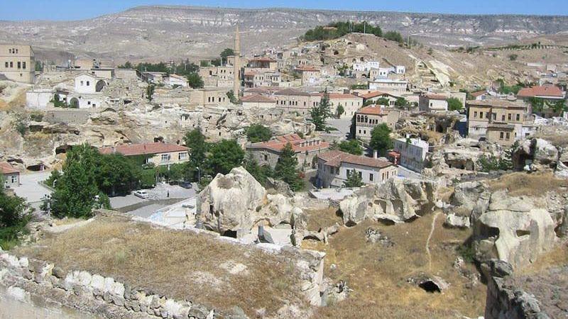 Mustafapaşa'da kargir ev ihale ile satılacak