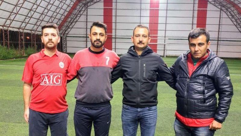 İlçe ve belde Ülkü Ocakları futbol turnuvası yapıyor