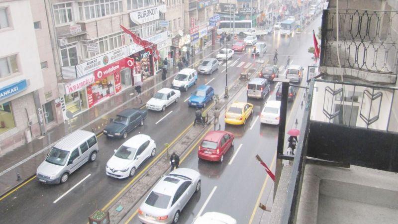 Bakın Nevşehir'de toplam kaç araç var?
