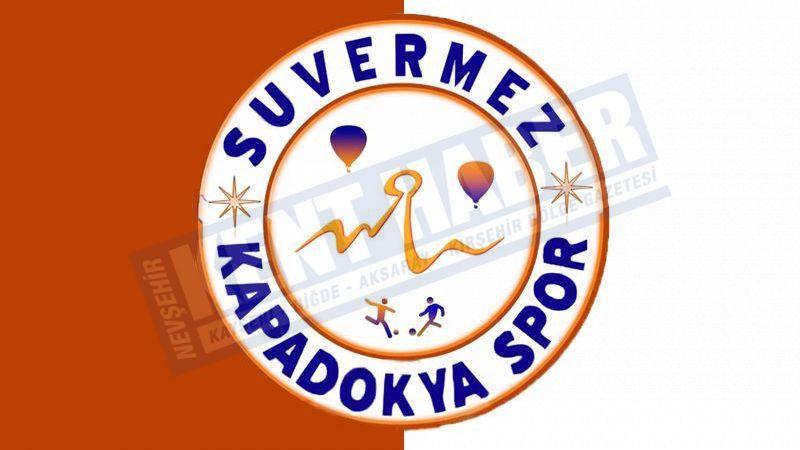 Suvermez Kapadokyaspor'da hazırlıklar başlıyor