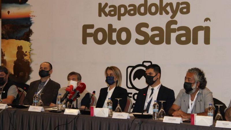 Photo Safari Kapadokya'da başladı