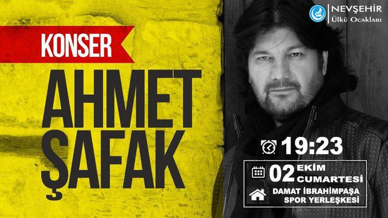 Müjde! Nevşehir'de konser var