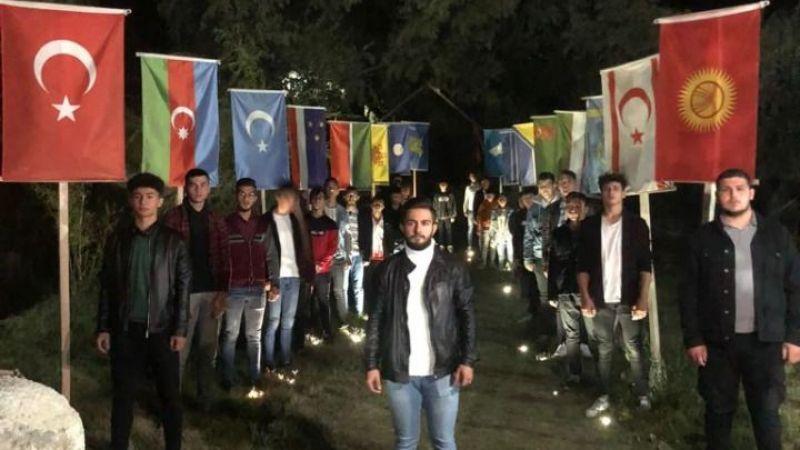 """Avanos Ülkü Ocakları """"Birlik Gecesi"""" düzenledi"""