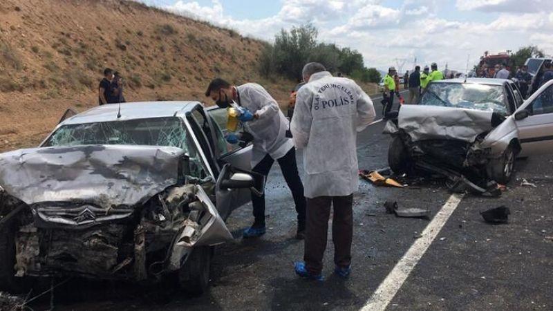 Nevşehir'in kaza bilançosu açıklandı!