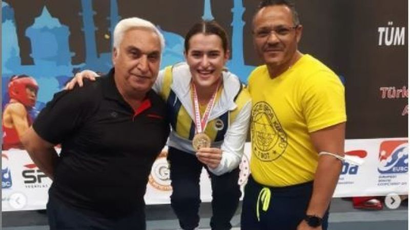Demir Yumruk Zonguldak'ta şampiyon oldu