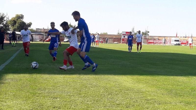 Nevşehir Belediyespor 3 - Fethiyespor 0 (MAÇ SONUCU)