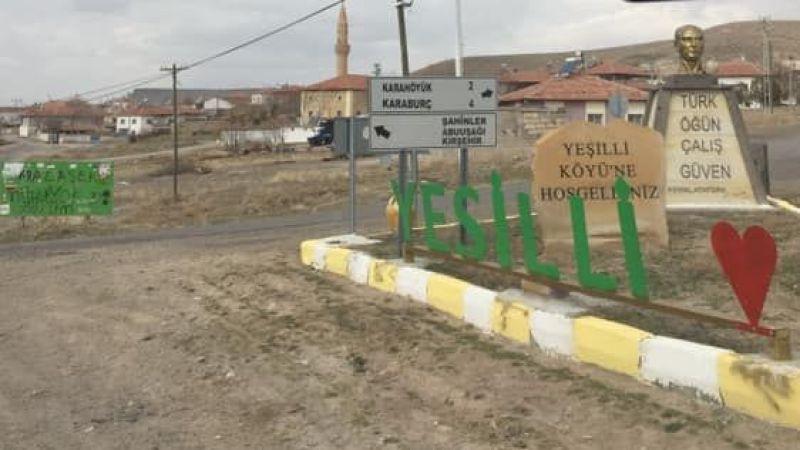 Yeşil köy: YEŞİLLİ