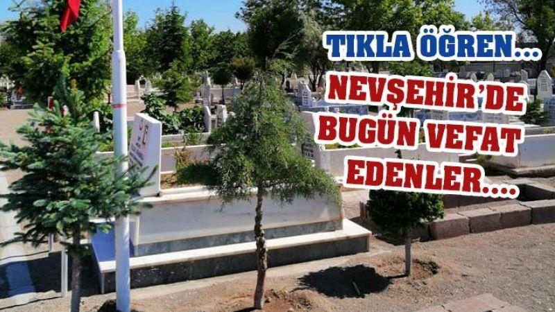 Nevşehir'de 9 kişi hayatını kaybetti