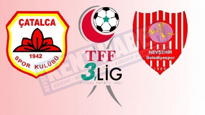 Nevşehir Belediyespor deplasmanda rahat kazandı