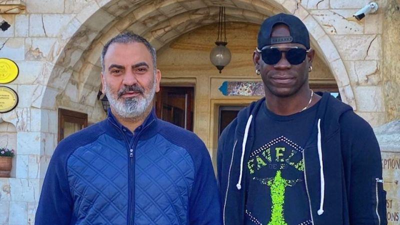 Balotelli ve Montella Nevşehir'e geldi