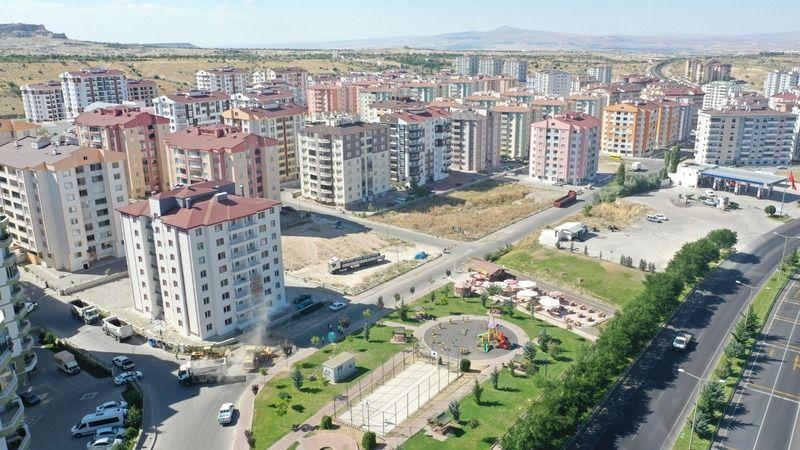 Nevşehir'de ev fiyatlarına yeni zam!