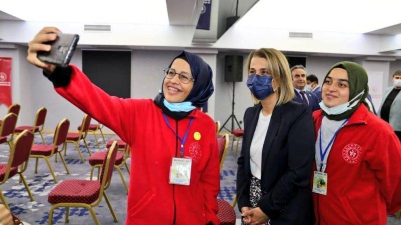 81 ilden 162 genç Nevşehir'de ağırlandı