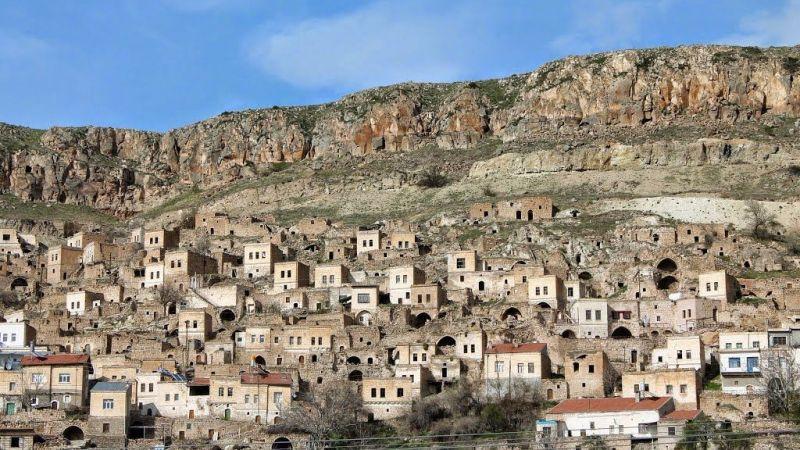 Nevşehir'in bu köyü görülmeye değer...