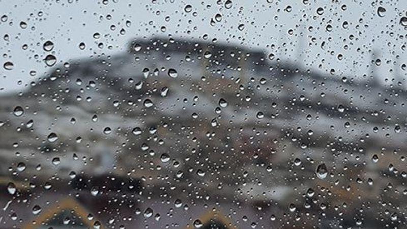 Nevşehir'e yağış göründü