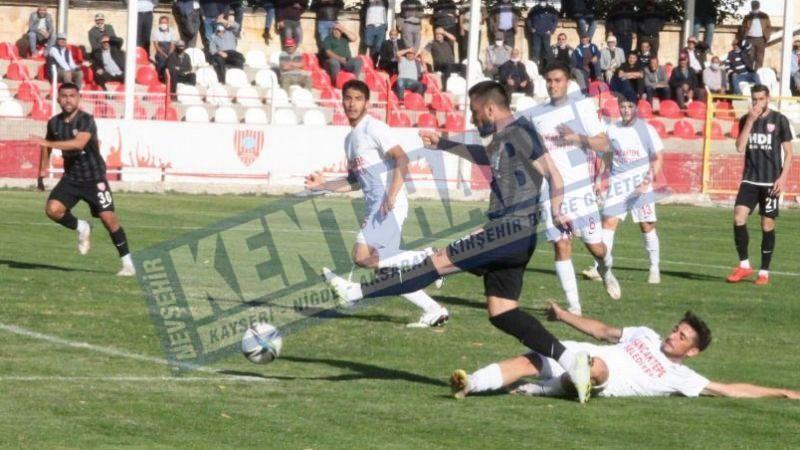 Nevşehir Belediyespor'a 2 kötü haber