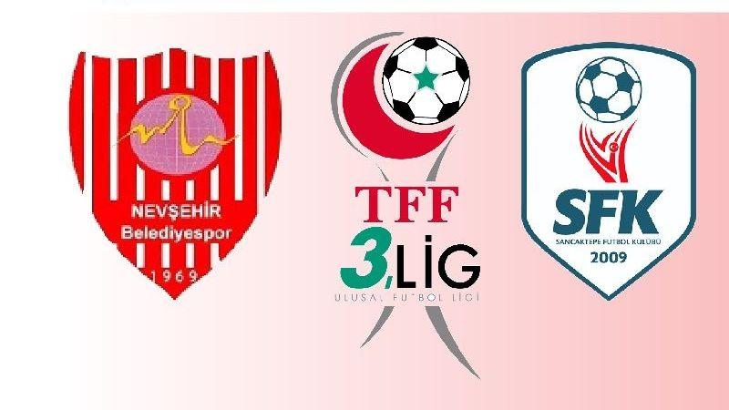 Nevşehir Belediyespor'dan 4x4'lülk galibiyet
