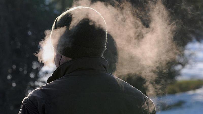 Nevşehir'de havalar soğuyor
