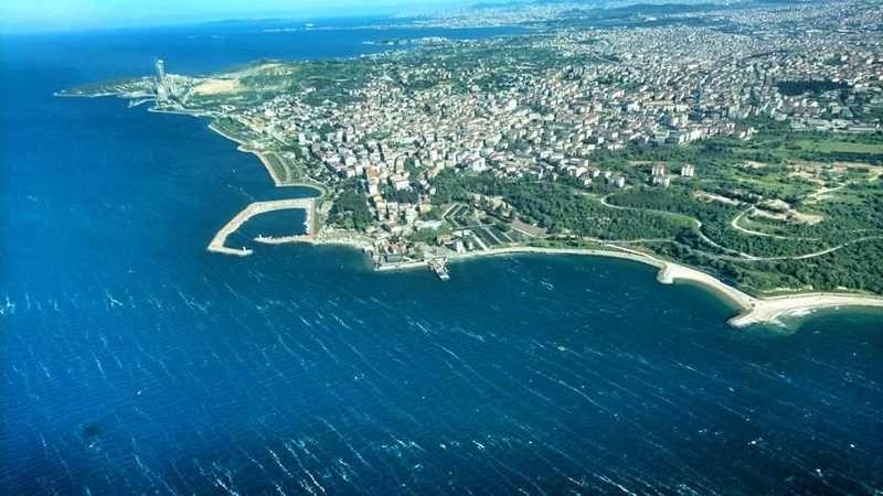 Deniz salyalarından temizlenen Körfez eski haline dönüyor