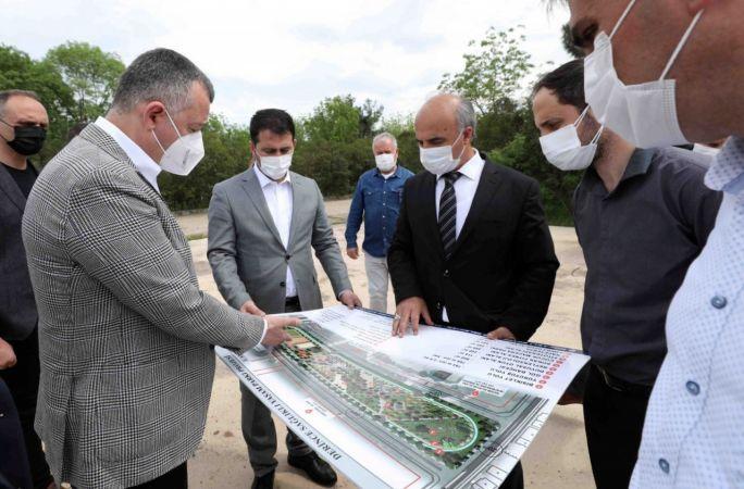 Kocaeli'ye Sağlıklı Yaşam Parkı yapılıyor