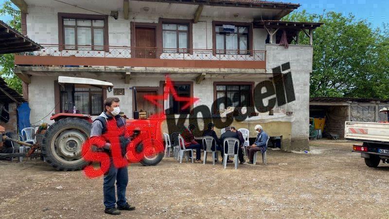Köy Muhtarı Tomardur korkunç olayın perde arkasını anlattı