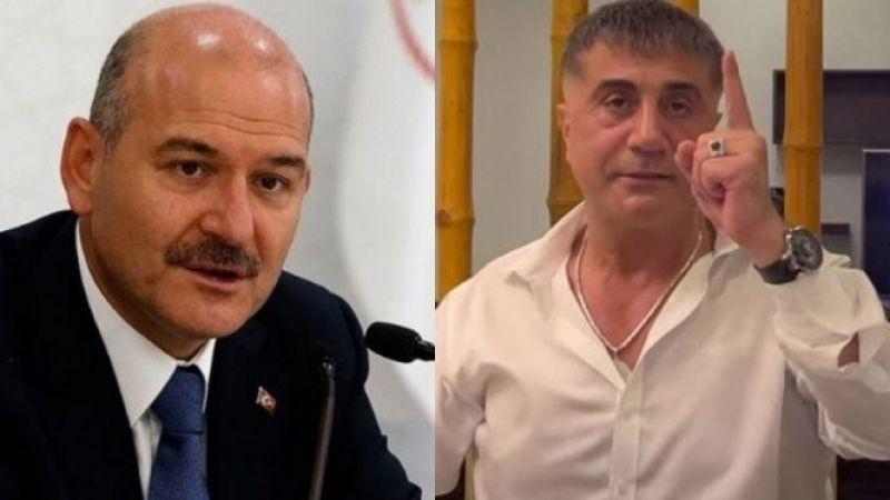 Bakan Soylu'dan Sedat Peker'e suç duyurusu