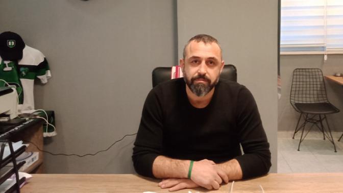 Ferhat Uzun istifa etti
