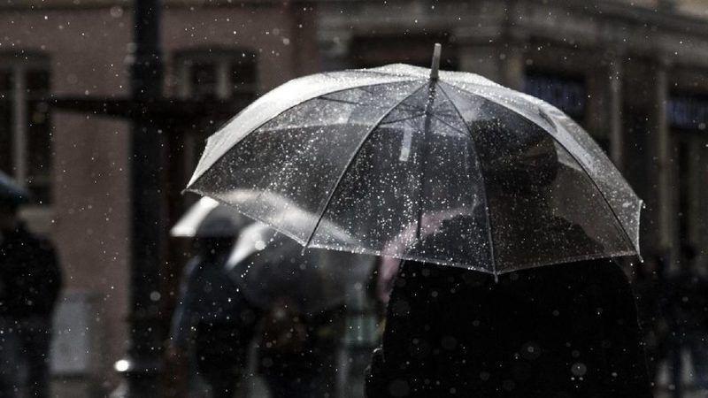 Şemsiyeleri hazırlayın: Sağanak yağış geliyor