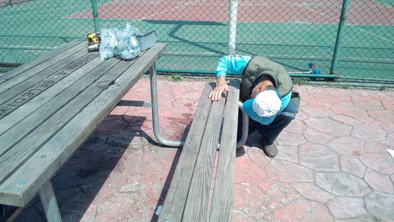 Başiskele'de çocuk parkları bir bir yenileniyor
