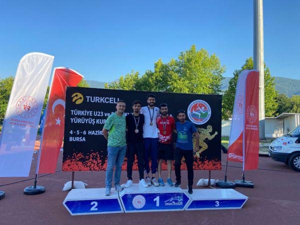 Darıca'lı sporcu Türkiye şampiyonu oldu