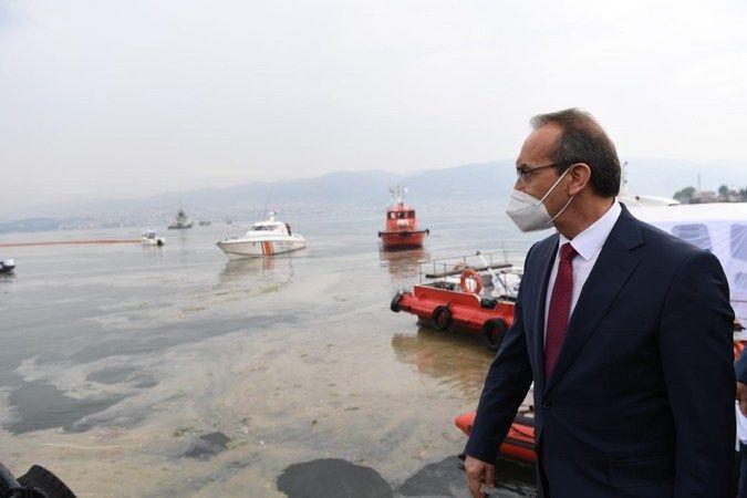 Marmara Denizi'nde büyük temizlik başlatıldı