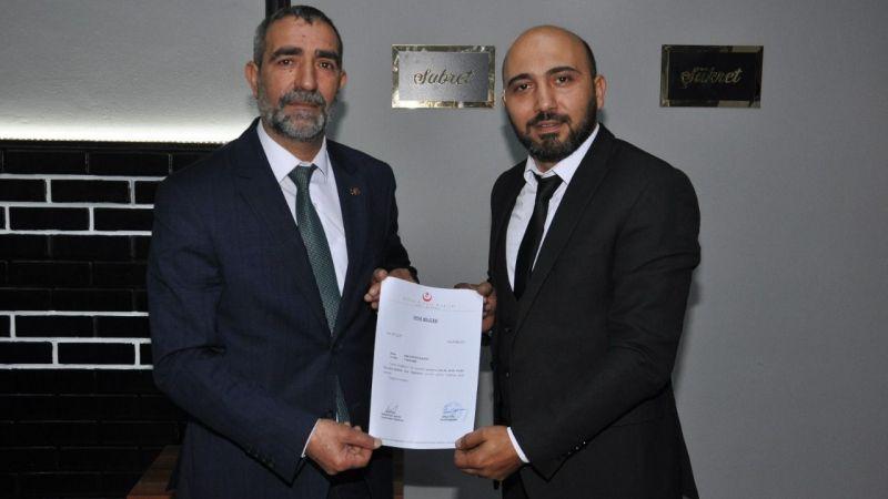 BBP Darıca'da başkan belli oldu