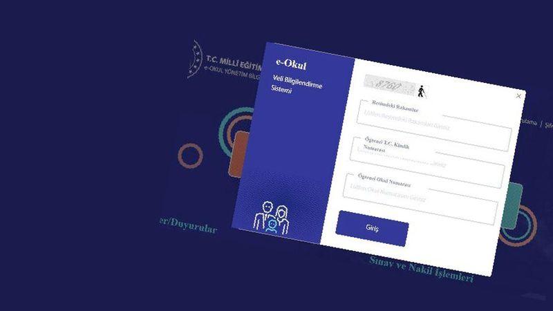e-Okul'da dijital karneler erişime açıldı